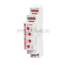 Przekaźnik nadzorczy RPN-1A16-A230 230 VAC Relpol 864369