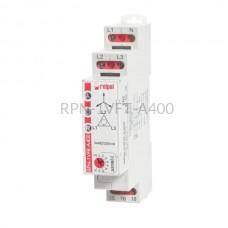 Przekaźnik nadzorczy RPN-1VFT-A400 3(N) 400/230 VAC Relpol 864374