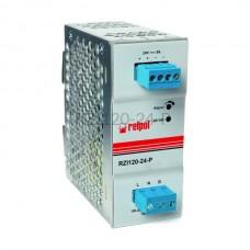 Zasilacz modułowy 120W 100...240V AC 24V DC RZI120-24-P Relpol