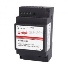 Zasilacz modułowy 30W 100...240V AC 24V DC RZI30-24-M Relpol