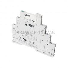 Przekaźnik interfejsowy-elektromagnetyczny Relpol 1P 115VAC PIR6W-1P-115VAC