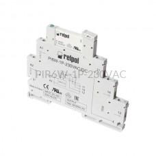 Przekaźnik interfejsowy-elektromagnetyczny Relpol 1P 230VAC PIR6W-1P-230VAC