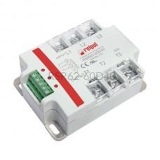 Przekaźnik półprzewodnikowy Relpol 600VAC Uster 4...32VDC 40A RSR62-60D40 Relpol