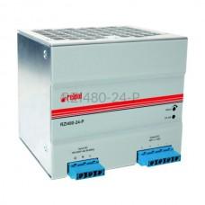 Zasilacz modułowy 480W 100...240V AC 24V DC RZI480-24-P Relpol