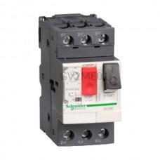 Wyłącznik silnikowy Schneider Electric GV2ME01 3P 0,16 A