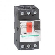 Wyłącznik silnikowy Schneider Electric GV2ME026 3P 0,25 A