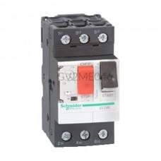 Wyłącznik silnikowy Schneider Electric GV2ME046 3P 0,63 A
