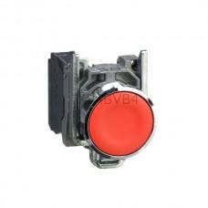 Kontrolka Schneider Electric o kolorze Czerwonym 24VDC XB4BVB4
