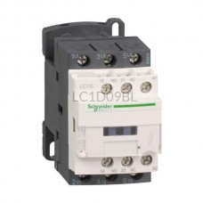 Stycznik 4 kW 3 styki zwierne 24VDC Schneider Electric LC1D09BL
