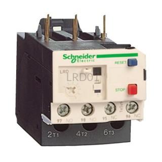 Przekaźnik termiczny LRD LRD01 0,1...0,16 A Schneider Electric