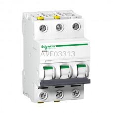 Wyłącznik nadprądowy Schneider Electric IC60N-B13-3 A9F03313 3P B 13 A