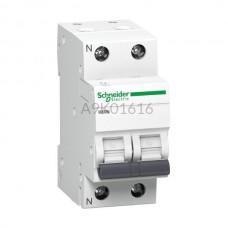 Wyłącznik nadprądowy Schneider Electric K60N-B16-1N A9K01616 1P + N B 16 A