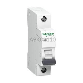 Wyłącznik nadprądowy Schneider Electric K60N-C10 A9K02110 1P C 10 A