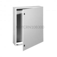 Obudowa stalowa NSYCRN108300  Schneider Electric Spacial CRN 1000mm x 800mm x 300mm