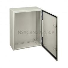 Obudowa stalowa NSYCRN325150P  Schneider Electric Spacial CRN 300mm x 250mm x 150mm