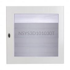 Obudowa stalowa  Schneider Electric Spacial S3D 1000×1000×300mm IP66 NSYS3D101030T