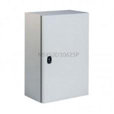 Obudowa stalowa  Schneider Electric Spacial S3D 1000×600×250mm IP66 NSYS3D10625P