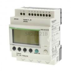 Przekaźnik Zelio Logic 8 wej. 4 wyj. przekaźnikowe SR2B121B