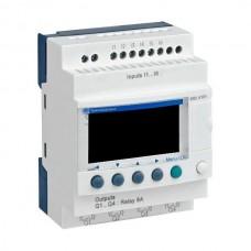 Przekaźnik Zelio Logic 8wej. 4wyj. przekaźnikowe SR2B121BD