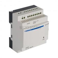 Przekaźnik Zelio Logic 6wej. 4wyj. przekaźnikowe SR2D101BD