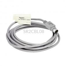 Kabel przyłączeniowy SR/HMI SR2CBL08 Zelio Logic