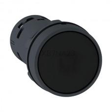 Przycisk pulpitowy czarny Harmony XB7 XB7NA23 2 styki NO Schneider Electric