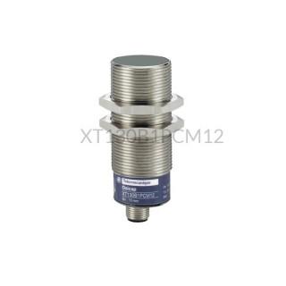 Czujnik pojemnościowy Schneider Electric 10 mm 12...30 VDC M30 PNP XT130B1PCM12