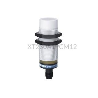 Czujnik pojemnościowy Schneider Electric 15 mm 12...24 VDC M30 PNP XT230A1PCM12