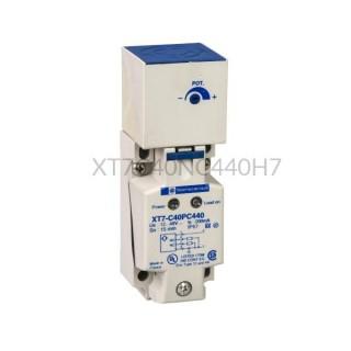 Czujnik pojemnościowy Schneider Electric 15 mm 12...48 VDC prostopadłościan NPN XT7C40NC440H7