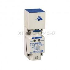 Czujnik pojemnościowy Schneider Electric 15 mm 12...48 VDC prostopadłościan PNP XT7C40PC440H7