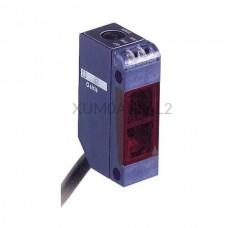Czujnik optyczny Schneider Electric 0...10 m prostopadłościan 12...24 V DC NPN XUM0ANSAL2