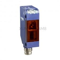 Czujnik optyczny Schneider Electric 0...10 m prostopadłościan 12...24 V DC PNP XUM0APSAM8