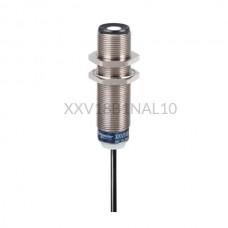 Czujnik ultradźwiękowy Schneider Electric 0,05m M18 12...24 VDC NPN XXV18B1NAL10