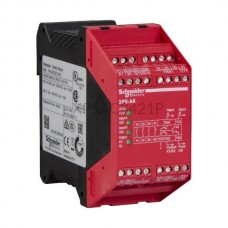Przekaźnik bezpieczeństwa awaryjnego stopu 115 VAC Schneider Electric XPSAC3421P
