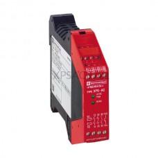 Przekaźnik bezpieczeństwa awaryjnego stopu 230 VAC Schneider Electric XPSAC3721