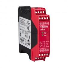 Przekaźnik bezpieczeństwa awaryjnego stopu 230 VAC Schneider Electric XPSAC3721P