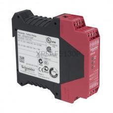 Przekaźnik bezpieczeństwa awaryjnego stopu 24 VAC lub 24 VDC Schneider Electric XPSAF5130P