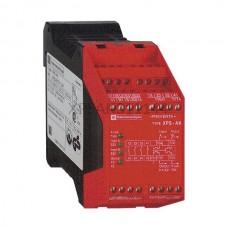Przekaźnik bezpieczeństwa awaryjnego stopu 24 VAC lub 24 VDC Schneider Electric XPSAK311144
