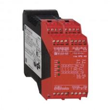 Przekaźnik bezpieczeństwa awaryjnego stopu 230 VAC Schneider Electric XPSAK371144P