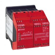 Przekaźnik bezpieczeństwa awaryjnego stopu 24 VAC lub 24 VDC Schneider Electric XPSAR311144