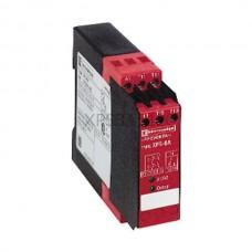 Przekaźnik bezpieczeństwa oburęczny  24 VAC lub 24 VDC Schneider Electric XPSBA5120