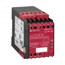 Przekaźnik bezpieczeństwa oburęczny  24 VAC Schneider Electric XPSBC3110