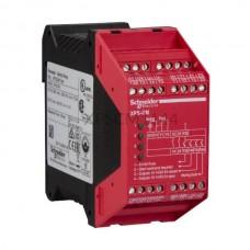 Przekaźnik bezpieczeństwa oburęczny  24 VDC Schneider Electric XPSCM1144