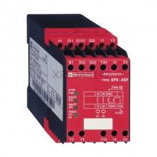 Przekaźnik bezpieczeństwa do sterowania windą 24 VAC lub 24 VDC Schneider Electric XPSDA5142