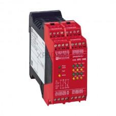 Przekaźnik bezpieczeństwa do monitorowania łączników magnetycznych 24 VDC Schneider Electric XPSDMB1132