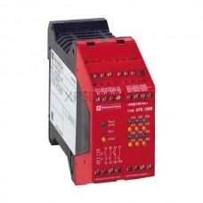 Przekaźnik bezpieczeństwa do monitorowania łączników magnetycznych 24 VDC Schneider Electric XPSDME1132