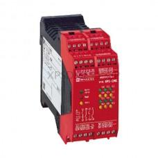 Przekaźnik bezpieczeństwa do monitorowania łączników magnetycznych 24 VDC Schneider Electric XPSDME1132P