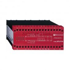 Przekaźnik bezpieczeństwa do monitorowania zaworów z cewkami o podwójnych korpusach  24 VDC Schneider Electric XPSPVK1184