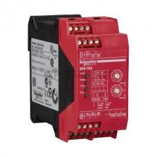 Przekaźnik bezpieczeństwa do opóźnienia bezpieczeństwa  24 VAC lub 24 VDC Schneider Electric XPSTSA5142P