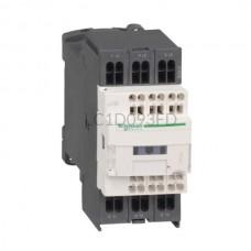 Stycznik 4 kW 3 styki zwierne 110VDC Schneider Electric LC1D093FD